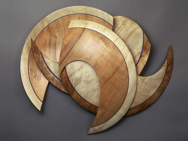Picture of Maple Wall Sculpture