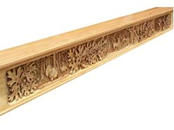Picture of Wild Game Mantel