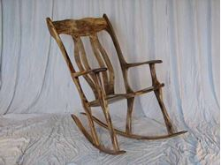 Picture of Beanback Rocking Chair