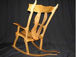 Rhino Rocking Chair
