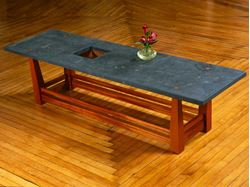 Picture of Stone Sitting Table