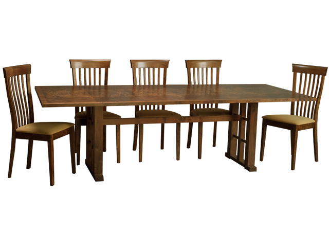 Picture of Pedestal Dining Table