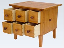 Picture of Apothecary End Table