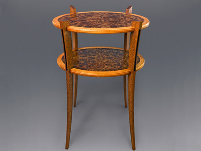 Picture of 2 Ellipsis End Table