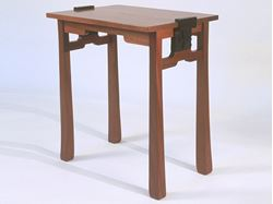 Picture of Asian Side Table
