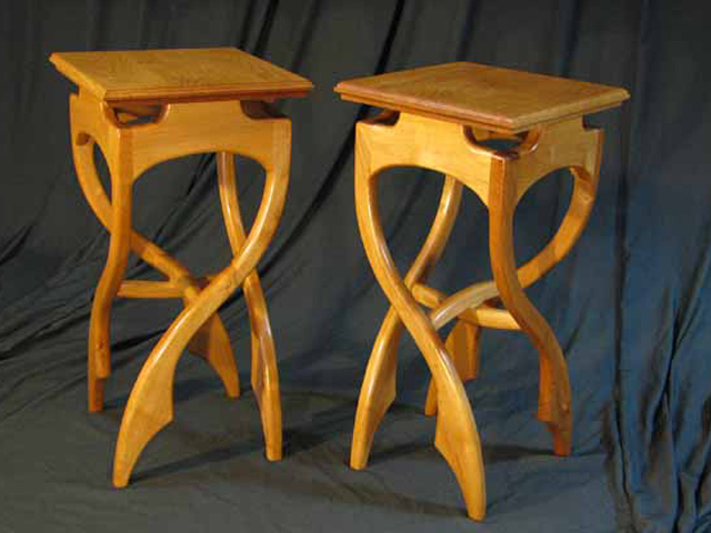 Picture of Crazy Leg End Tables