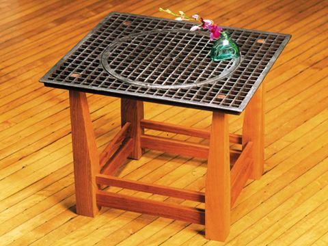 Tea House Table