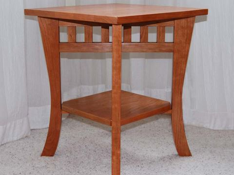 Small Craftsman Table