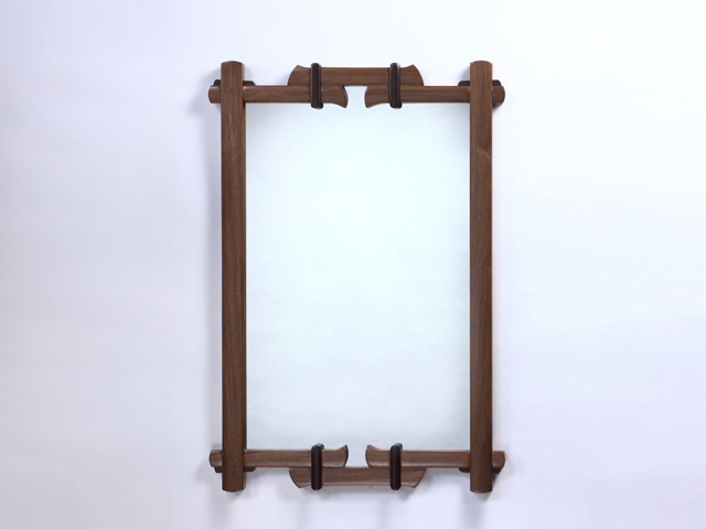 Picture of Asian Interpretation Mirror Variation 1