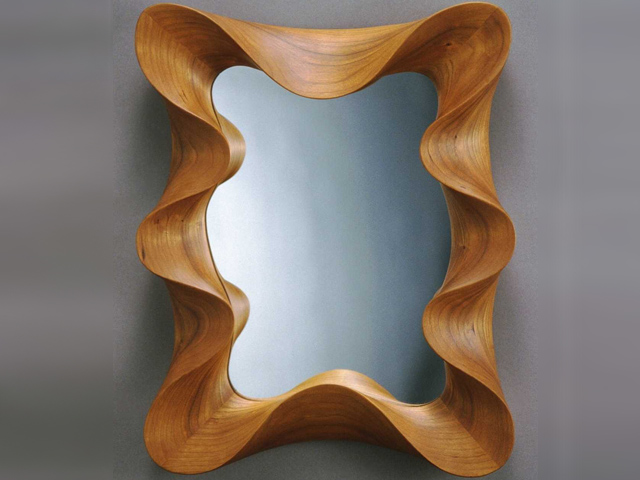 Picture of Cherry Taffy Mirror