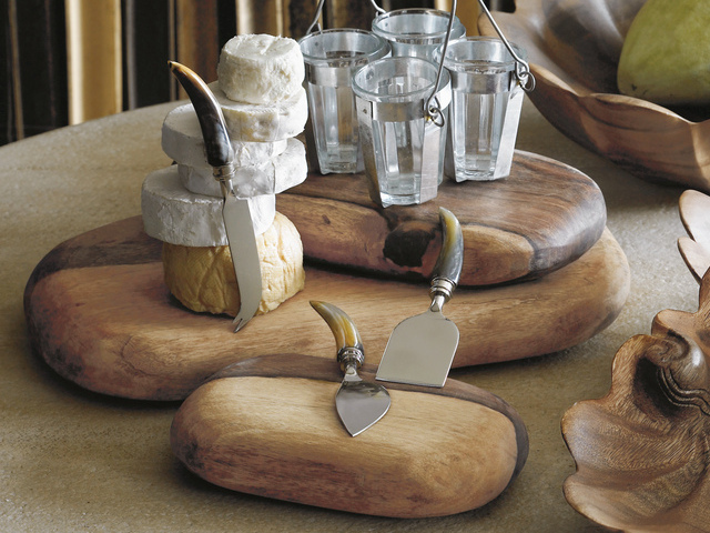 Picture of Acacia Serving Slabs Set of 3