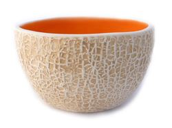 Vegetabowls Tall Cantaloupe Bowl