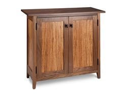 Picture of Zebra Side Cabinet