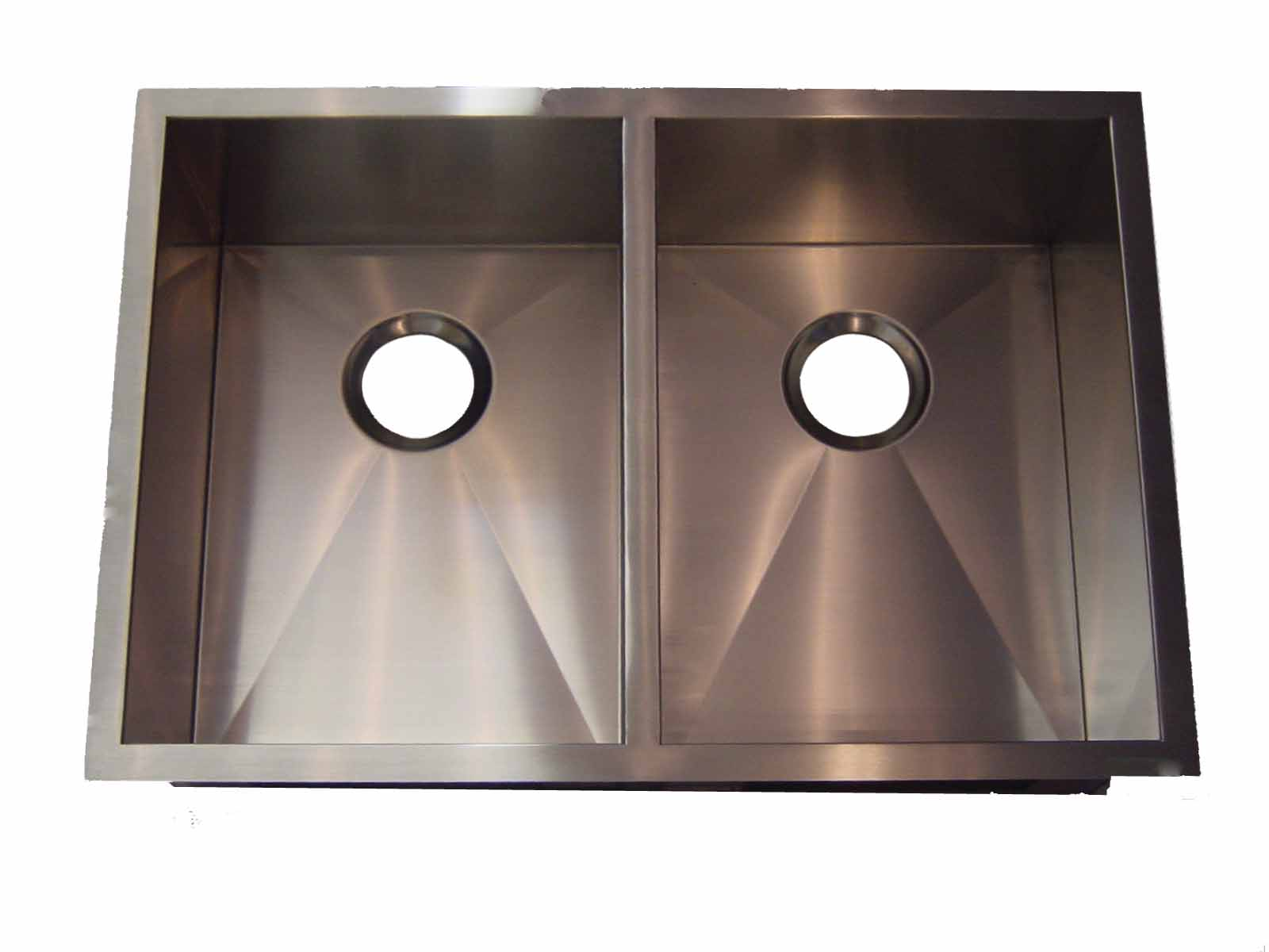Picture of Stainless Steel Double Kitchen Sink
