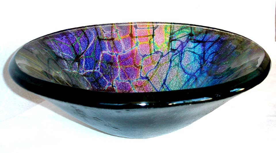 Picture of Cameleone Round Glass Vessel Sink