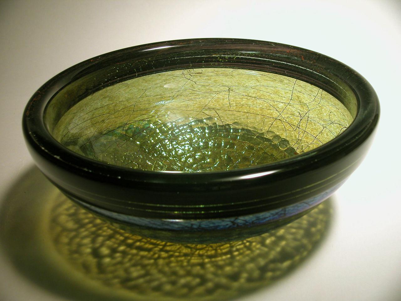 Blown Glass Sink | Jade Stringer