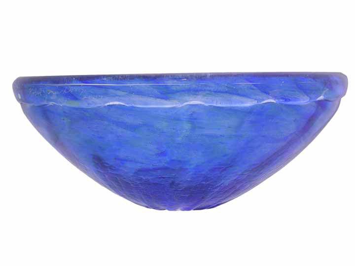 Blown Glass Sink | Mermaid