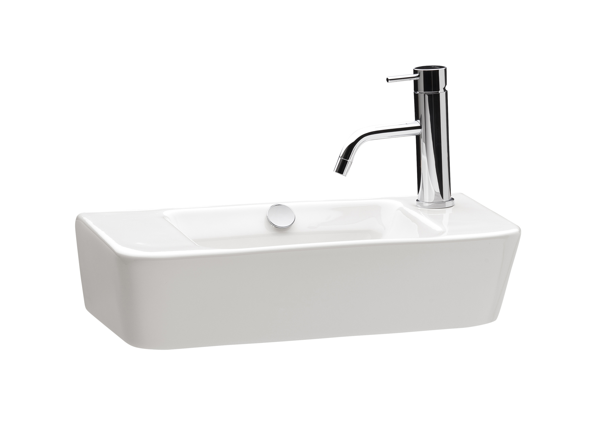 Picture of Bissonnet Emma Wall-Mount 50-SL Italian Sink
