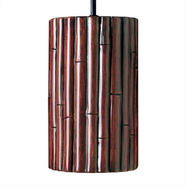Picture of A19 Pendant Light | Bamboo