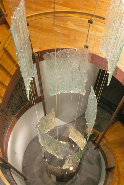 Picture of Old Growth Glass Sculpture