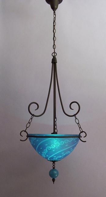 Picture of Pendant Light | Rose Diamond