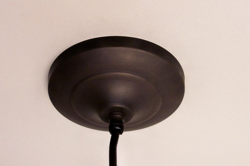 Picture of Pendant Light   Ruby Wisteria Amphora