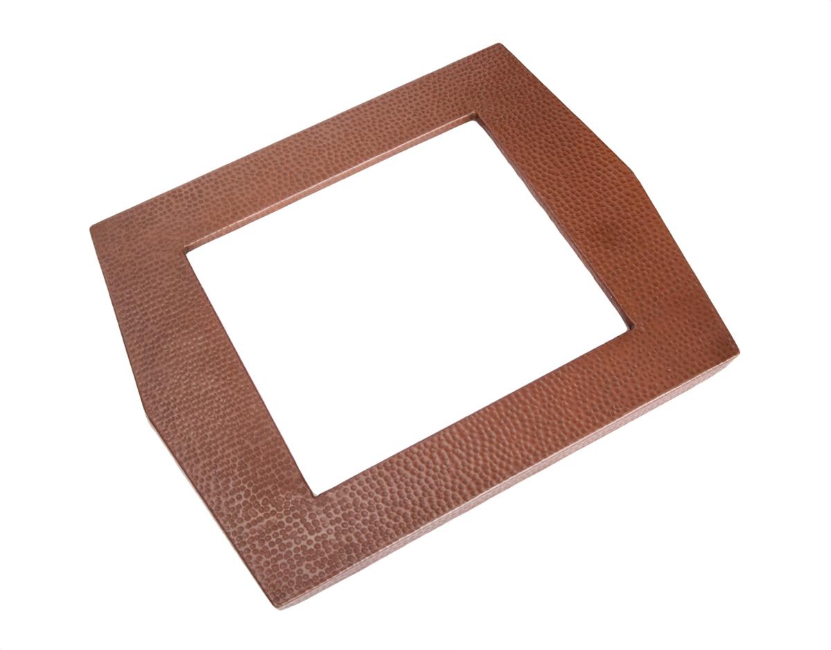 Picture of Small Copper Mirror