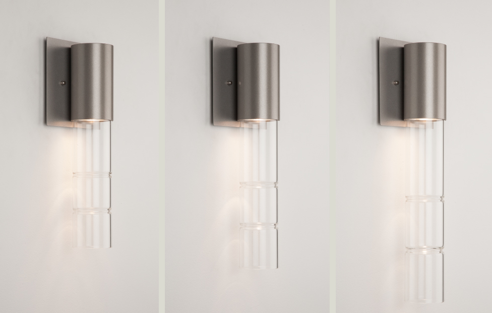 Picture of Wall Sconce | Single Bamboo