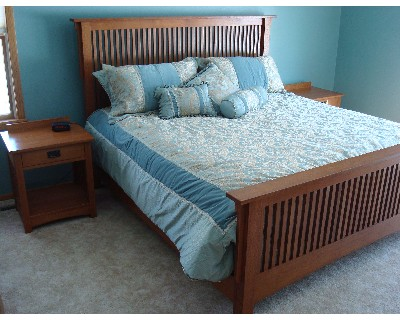 Picture of Mission Queen Bed Frame