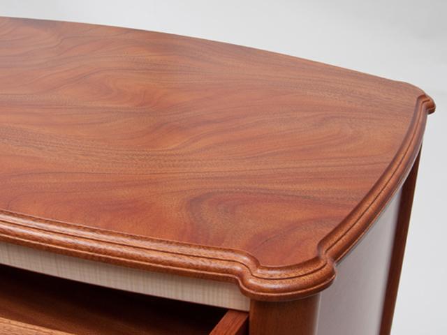 Picture of Mahogany Silverware Cabinet