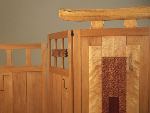 Picture of Asian Room Divider