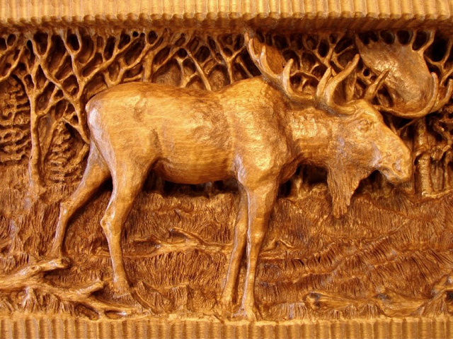 Picture of Deep Woods Mantel