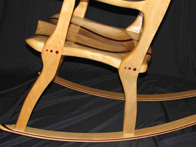 Picture of Rhino Rocking Chair