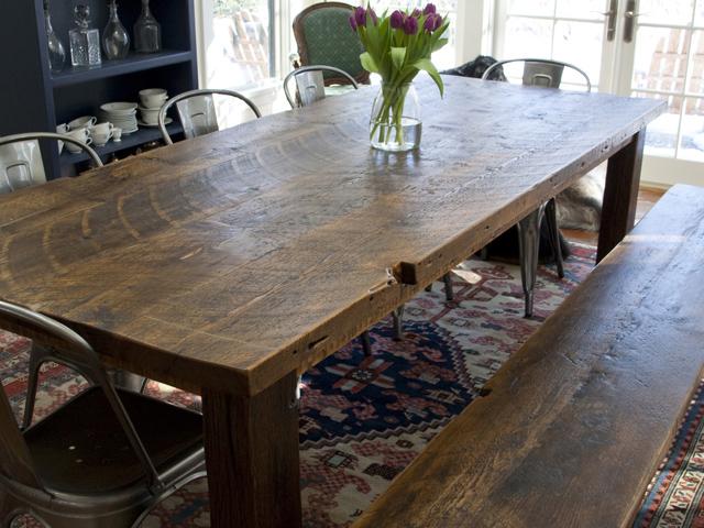 Picture of Vanderbilt Harvest Table