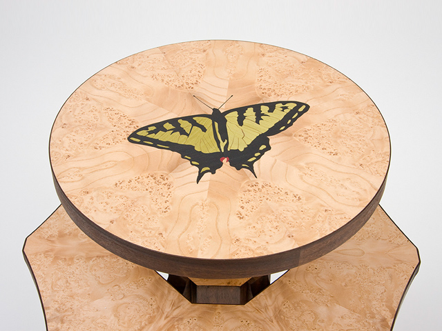 Picture of Butterflys Life Table