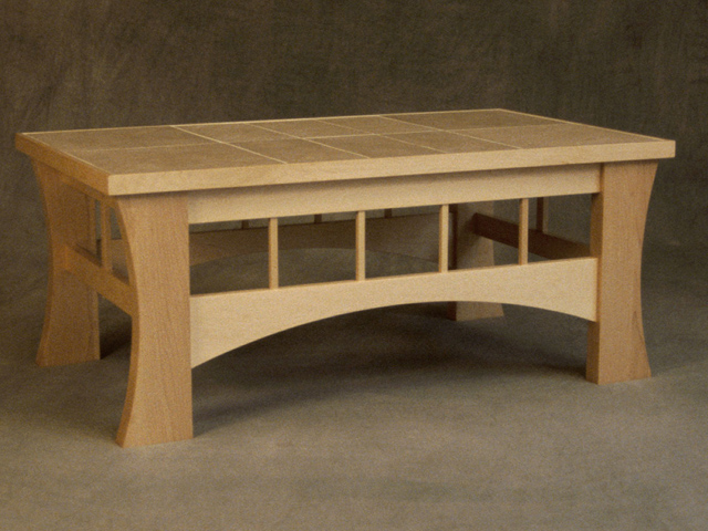 Picture of Craftsman Table