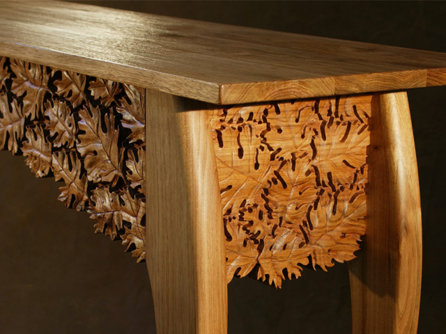 Picture of Leaf Table
