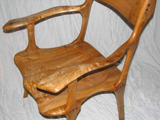 Picture of Maple Cola Chair