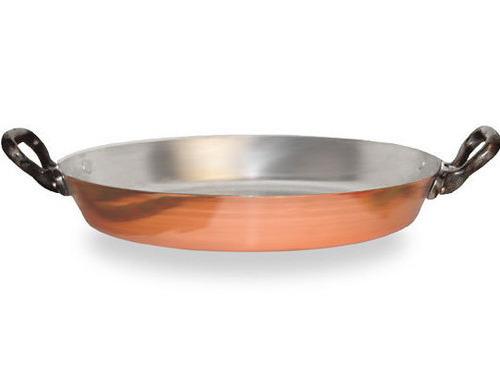 Picture of French Copper Studio Copper Paella Pan