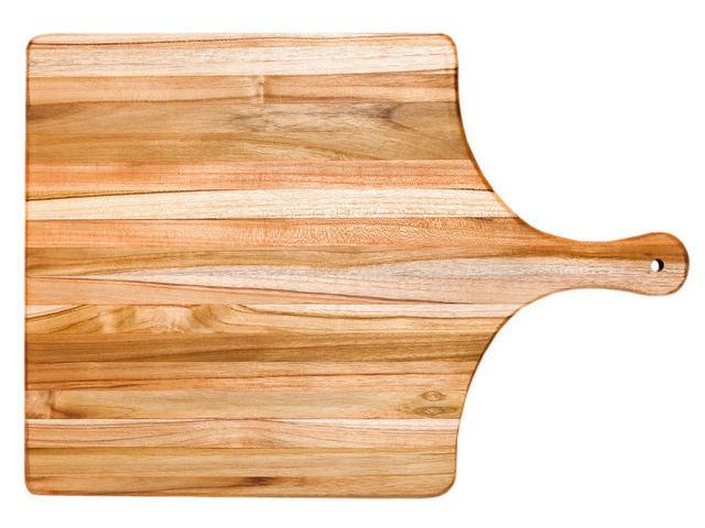 Picture of Edge Grain Marine Rectangular Gourmet Chopping Board by Proteak