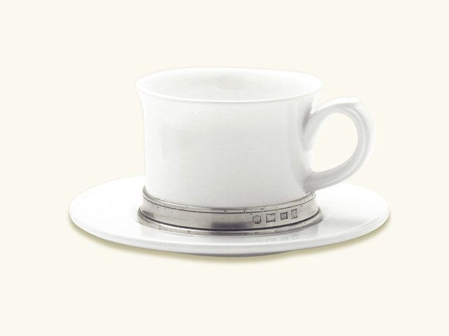 Picture of Convivo Cappuccino/Tea Cup with Saucer