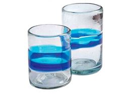 Cabo Cobalt Tumblers - 2 sizes