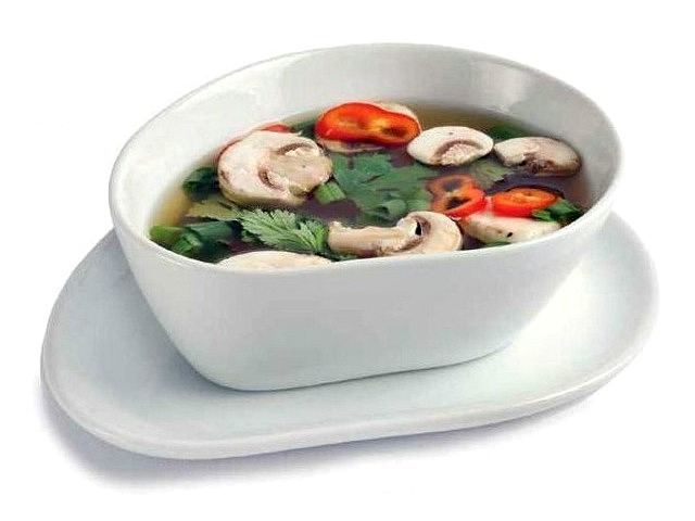 Picture of Organic Dinnerware Soup or Cereal Bowl