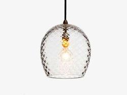 Blown Glass Pendant Light | Stella