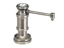 Waterstone Traditional Straight Spout Soap Dispenser