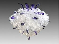 Picture of Royale Blown Glass Chandelier