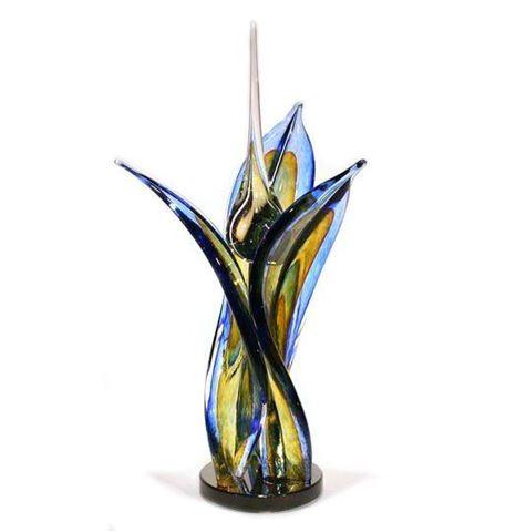 Awakening Blown Glass Sculpture