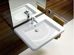 Bissonet Dejuna Italian Ceramic Sink