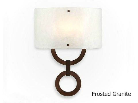 Wall Sconce | Carlyle Round Link