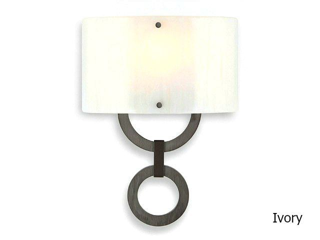 Picture of Wall Sconce | Carlyle Round Link